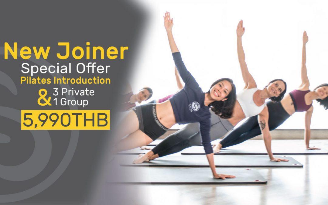 New Joiner Offer
